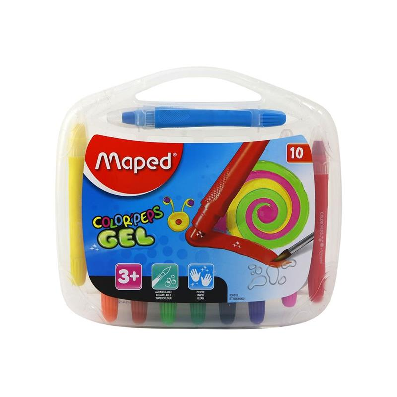 MAPED 836310 10 RENK COLOR PEPS JEL BOYA