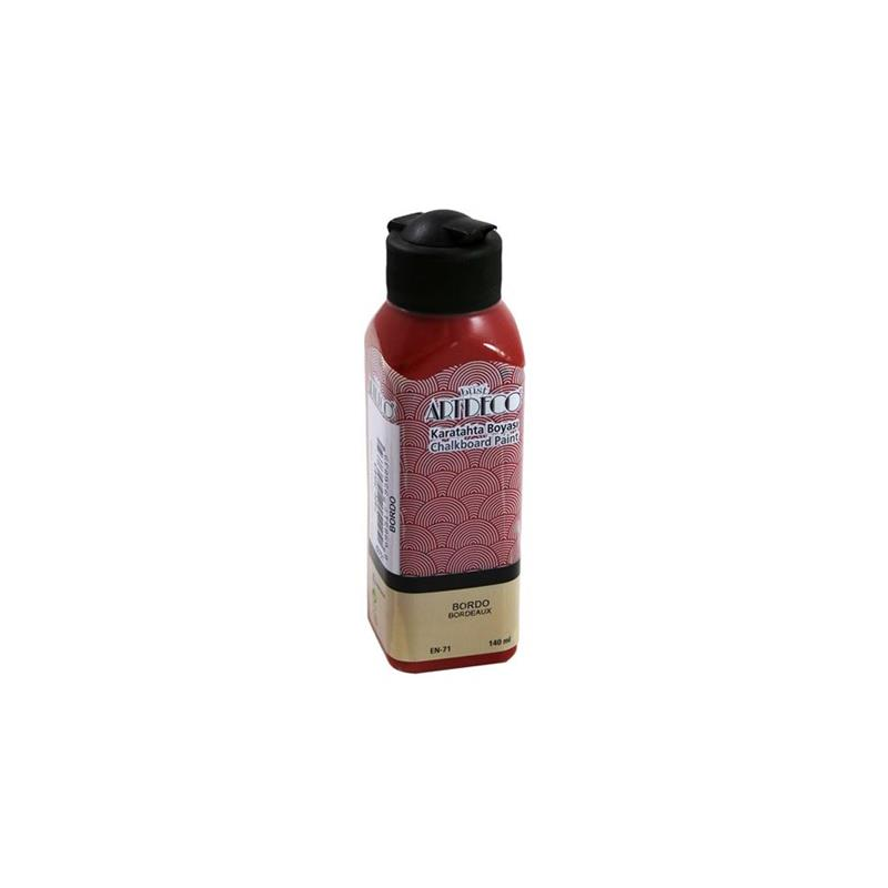 Artdeco Akrilik Boya 140 Ml. Bordo 070R-3643