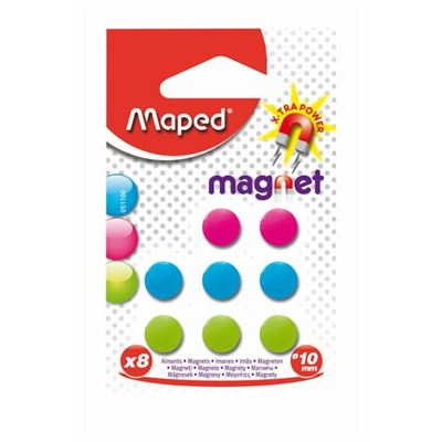 Maped Mıknatıs 10 Mm 8 Li 051100