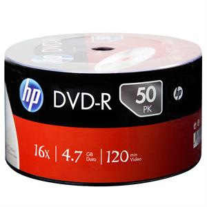 Hp Dvd-R 50 Li Dvd 16X / 4.7 Gb