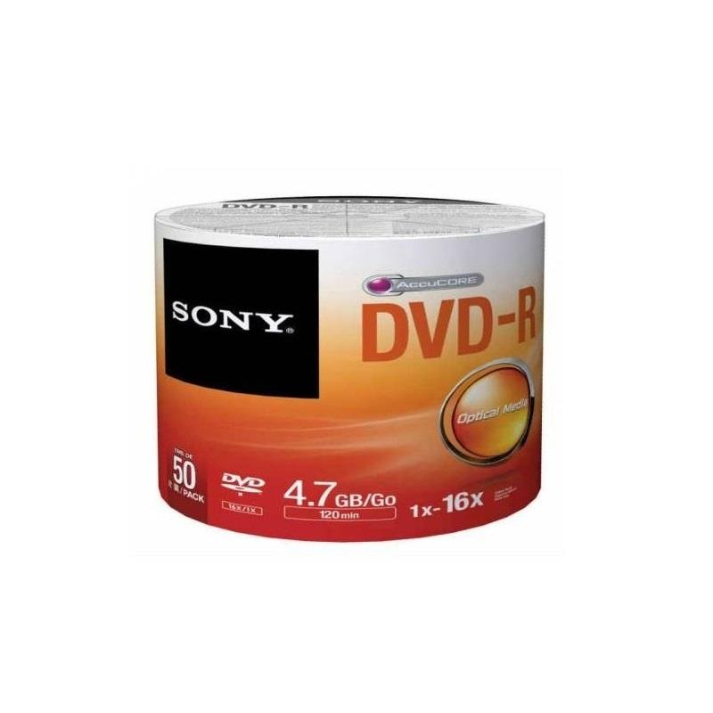 SONY DVD-R 4.7 GB 16X ((ADET))