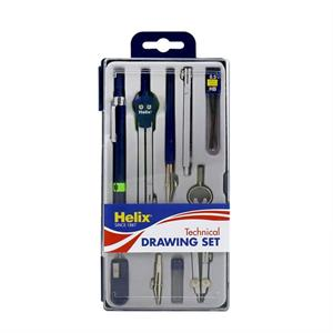 HELİX X932579 DRAWING PERGEL SETİ