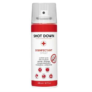 Shot Down Sprey Dezenfektan 200 Ml